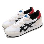 Asics 休閒鞋 Tarther OG 男鞋 米白 黑 經典款 穿搭 運動鞋【ACS】 1191A272100