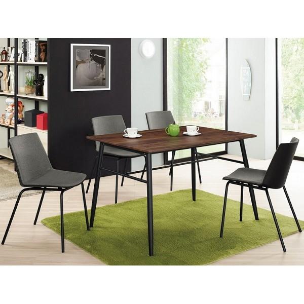 餐桌 MK-996-2 巴斯卡4尺餐桌【大眾家居舘】