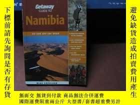 二手書博民逛書店Getaway罕見Guide to Namibia: On an