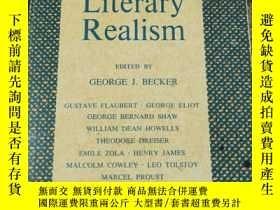 二手書博民逛書店DOCUMENTS罕見OF MODERN LITERARY REALISM 現代文學現實主義文獻 普林斯頓大學出品