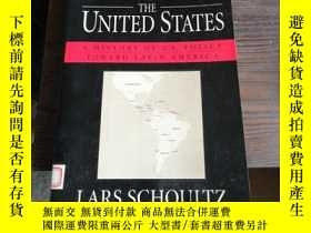 二手書博民逛書店Beneath罕見the United States: A Hi