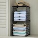 衣服收納分層隔板衣柜分層架分割板宿舍柜子...