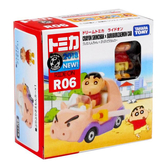 TOMICA R06 TM騎乘系列 蠟筆小新 肥嘟嘟佐衛門 【鯊玩具Toy Shark】