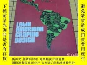 二手書博民逛書店Latin罕見American Graphic Design(英