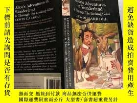 二手書博民逛書店Alice s罕見adventures in wonderland 愛麗絲夢遊仙境記Y200392