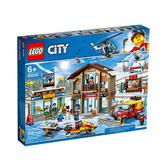 60203【LEGO 樂高積木】City城市系列 冬季滑雪度假村 (806pcs)