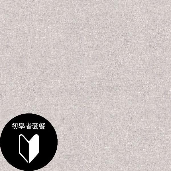 淺灰色 素色壁紙  rasch(德國壁紙) 2020 /489767+施工道具套餐