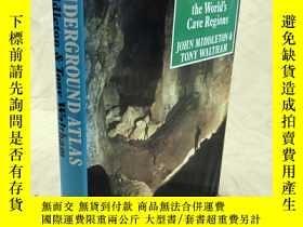 二手書博民逛書店The罕見Underground Atlas A Gazette