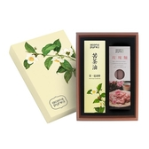 acon pure 連淨純苦茶(250ml)+麵1入(玫瑰或綠茶)禮盒組 限時特惠