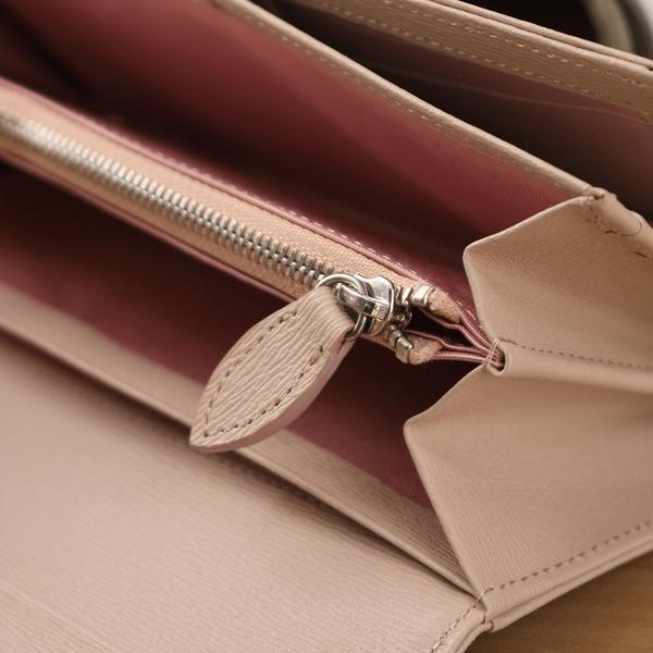 【Solomon 原創設計皮件】瑪麗艾兒 水波紋皮革長夾 手拿包長錢包 大容量真皮長夾