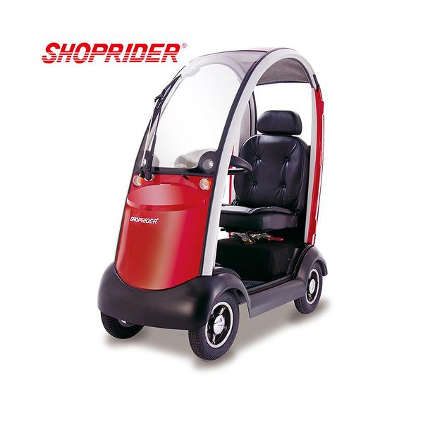 (免運) SHOPRIDER Cabin 電動代步車 無車門款 TE-889XLSN 代步車 (可私訊詢問) 【生活ODOKE】