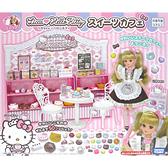 《 LICCA莉卡娃娃 》莉卡Kitty粉紅甜點屋 /  JOYBUS玩具百貨