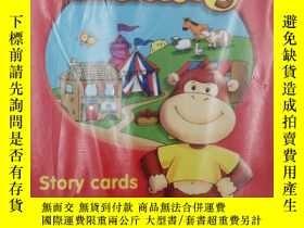 二手書博民逛書店Cheeky罕見Monkey 1 Story CardsY19139 Kathryn Harper Macmi