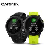 Garmin Forerunner 935 腕式心率鐵人運動錶-黑黑