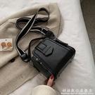 高級感網紅質感手提包水桶包女新款韓版側背包百搭ins單肩包 科炫數位