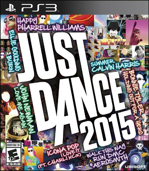PS3 Just Dance 2015 舞力全開 2015(美版代購)