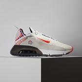 Nike Air Max 2090 男款 白 紅 中國結 慢跑 氣墊 休閒鞋 DD8487-161