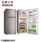 【SANLUX三洋 】580公升定頻雙門冰箱SR-A580B-電電購.