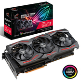 ASUS 華碩 ROG-STRIX-RX5600XT-O6G-GAMING PCI-E 4.0 顯示卡