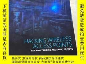 二手書博民逛書店hacking罕見wireless access points黑客攻擊無線接入點Y25607 hacking