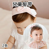韓國款棉質耳朵蝴蝶結髮帶2 色頭帶 禮服婚禮嬰兒髮帶~寶寶熊 屋~