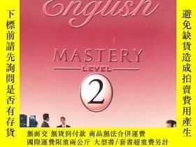 二手書博民逛書店PREMIER罕見English MASTERY(level 2) 高級英語掌握(2級)Y217503 Wal
