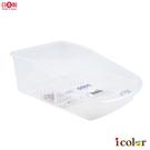 i color 日本製 冰箱透明袋物整理...