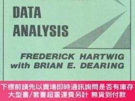 二手書博民逛書店Exploratory罕見Data Analysis (quantitative Applications In