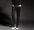 找到自己 韓國潮流 個性 休閒 吊襠低襠 街頭潮男 夜店 DJ 發型師 必備 小腳褲 哈倫褲