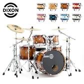 DIXON Artisan Standard 懸吊式北美楓木爵士鼓組-含支架/銅鈸/鼓椅/踏板/鼓棒