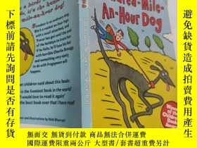 二手書博民逛書店the罕見hundred mile an hour dog 時速百英裏的狗 .Y200392