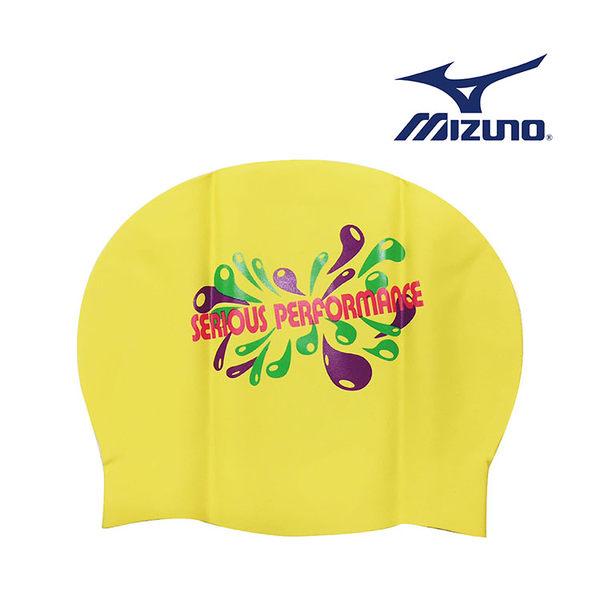 ≡ MIZUNO ≡ MIZUNO 矽膠泳帽 85BB-91045