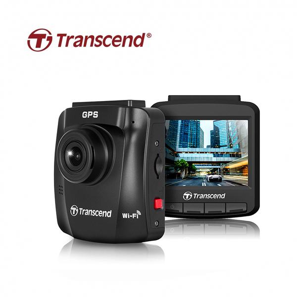 【旭益汽車百貨】創見 DP230 GPS/WIFI高畫質行車記錄器+16G記憶卡