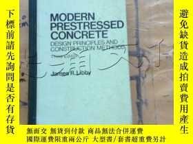 二手書博民逛書店Modern罕見Prestressed ConcreteY252