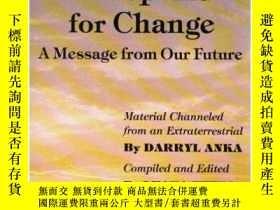 二手書博民逛書店Bashar:罕見Blueprint For ChangeY255562 Anka, Darryl New S