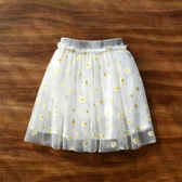 女童半身裙夏天短裙兒童小雛菊紗裙2020新款童裙夏季裙子洋氣夏裝【小艾新品】