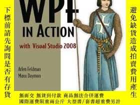 二手書博民逛書店Wpf罕見In Action With Visual Studio 2008Y255562 Arlen Fel