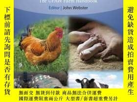 二手書博民逛書店Management罕見and Welfare of Farm Animals: The UFAW Farm Ha