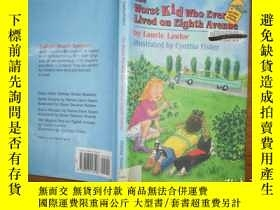 二手書博民逛書店The罕見Worst Kid Who Ever Lived on