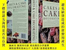 二手書博民逛書店THE罕見PRACTICAL ENCYCLOPEDIA OF CAKES & CAKE DECORATING .