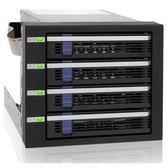 ICY DOCK 4轉3內接SATA模組-MB154SP-B