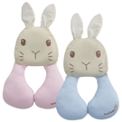 奇哥 彼得兔透氣護頸枕(藍/粉)...