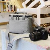 相機包EOS r m50 200d 650d 70d 750d 80d 60d單反微單包便攜