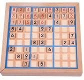 數獨遊戲棋九宮格木制數獨棋兒童益智玩具成人桌面智力遊戲帶題 【開學季巨惠】