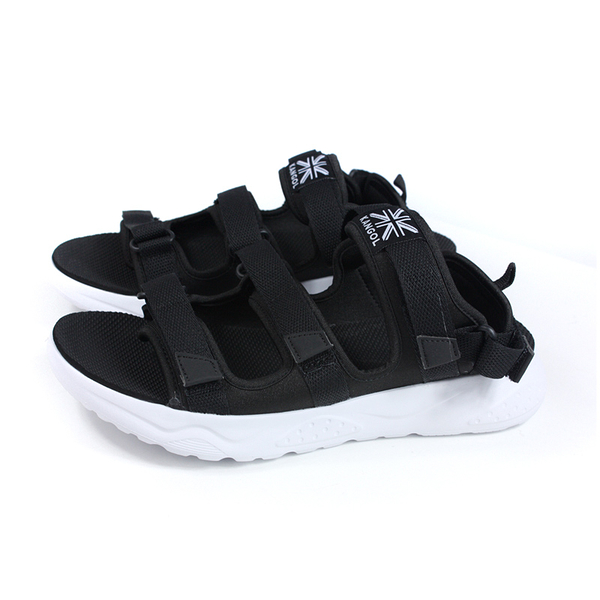 KANGOL 涼鞋 戶外 男鞋 黑色 6951230120 no105