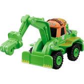 恐龍多美小汽車 TOMICA 恐龍當家阿諾怪手/金屬模型車/兒童玩具 [喜愛屋]