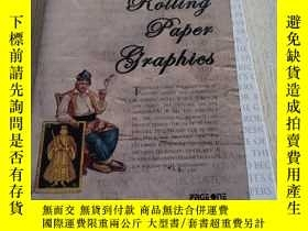 二手書博民逛書店ROLLING罕見PAPER GRAPHICSY18142 具體