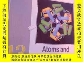 二手書博民逛書店YOUNG罕見SCIENTIST Atoms and molec