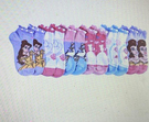 [COSCO代購] C132226 DISNEY 兒童襪子六雙組 適合年齢:4-9歲