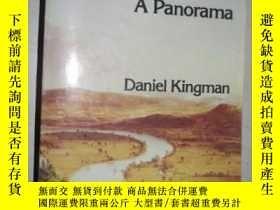 二手書博民逛書店英文原版罕見American Music, a Panorama